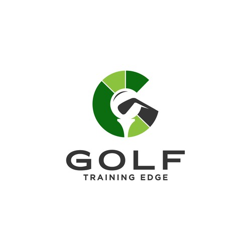Golf Training Edge Logo Entries