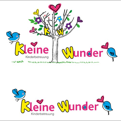 Help Kleine Wunder with a new logo