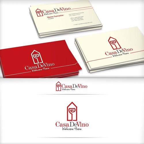Logo for Casa De Vino