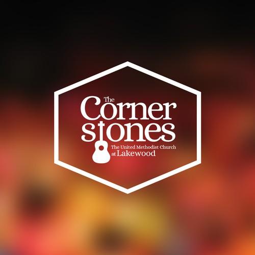 Contemporary Church Band Needs Logo