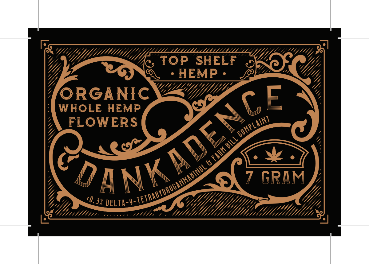 Product label redesign