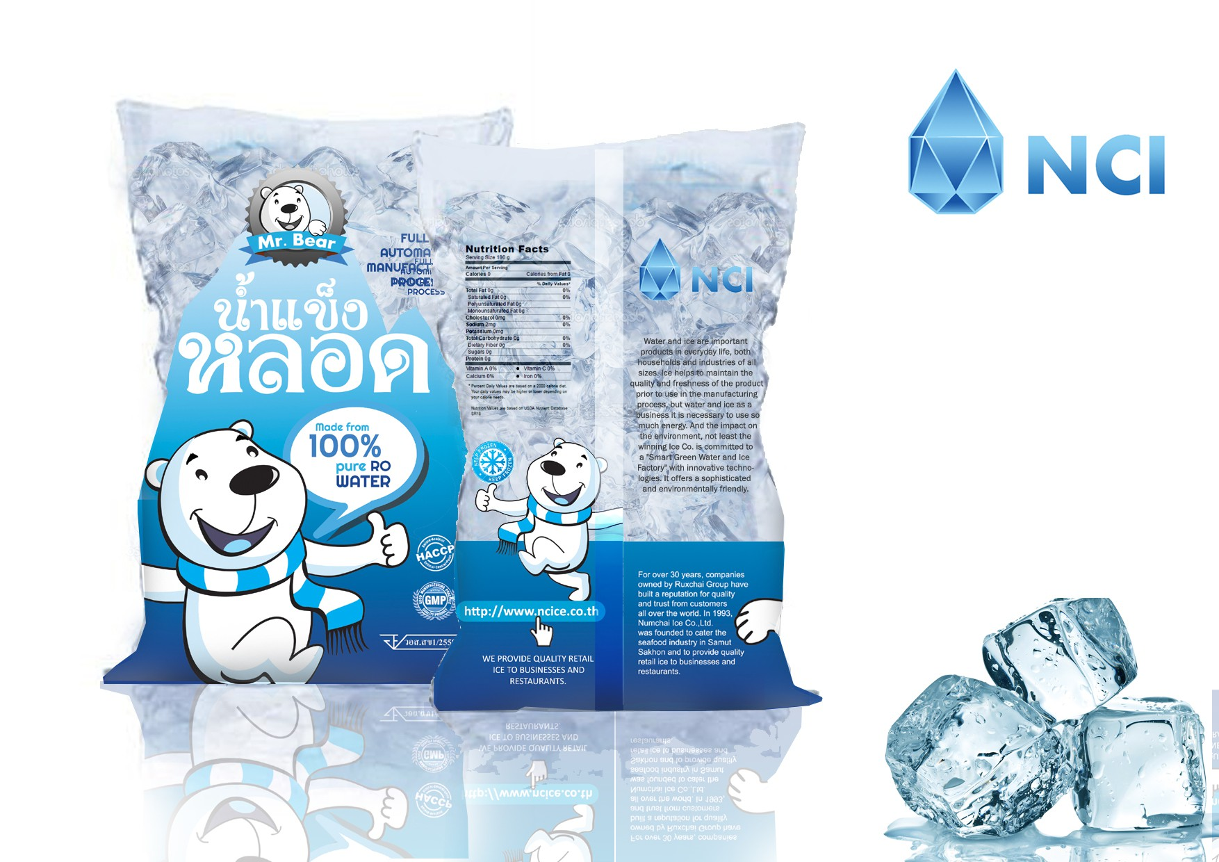 Ice Packaging