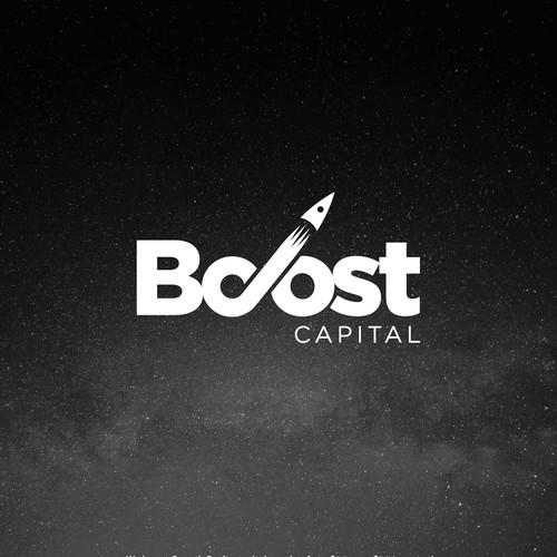 Bold logo design for equity firm.