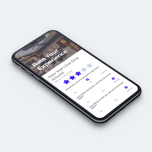 App Design for Go2for1