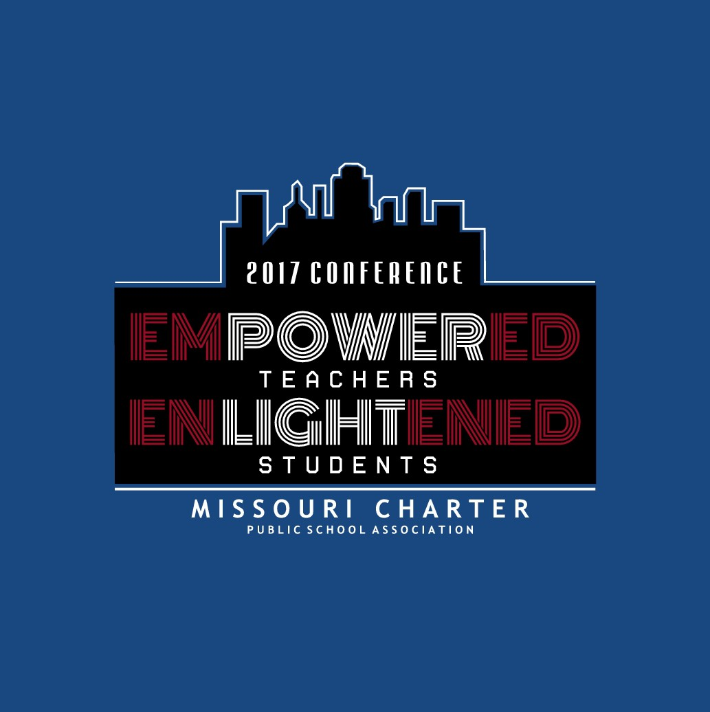 Design a logo for a conference for teachers in the Power and Light dist. of KC
