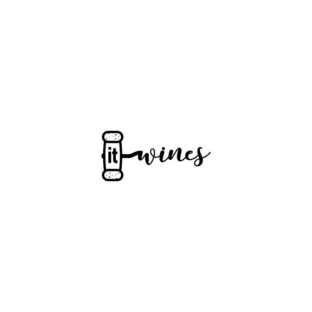 Logo per amanti del vino