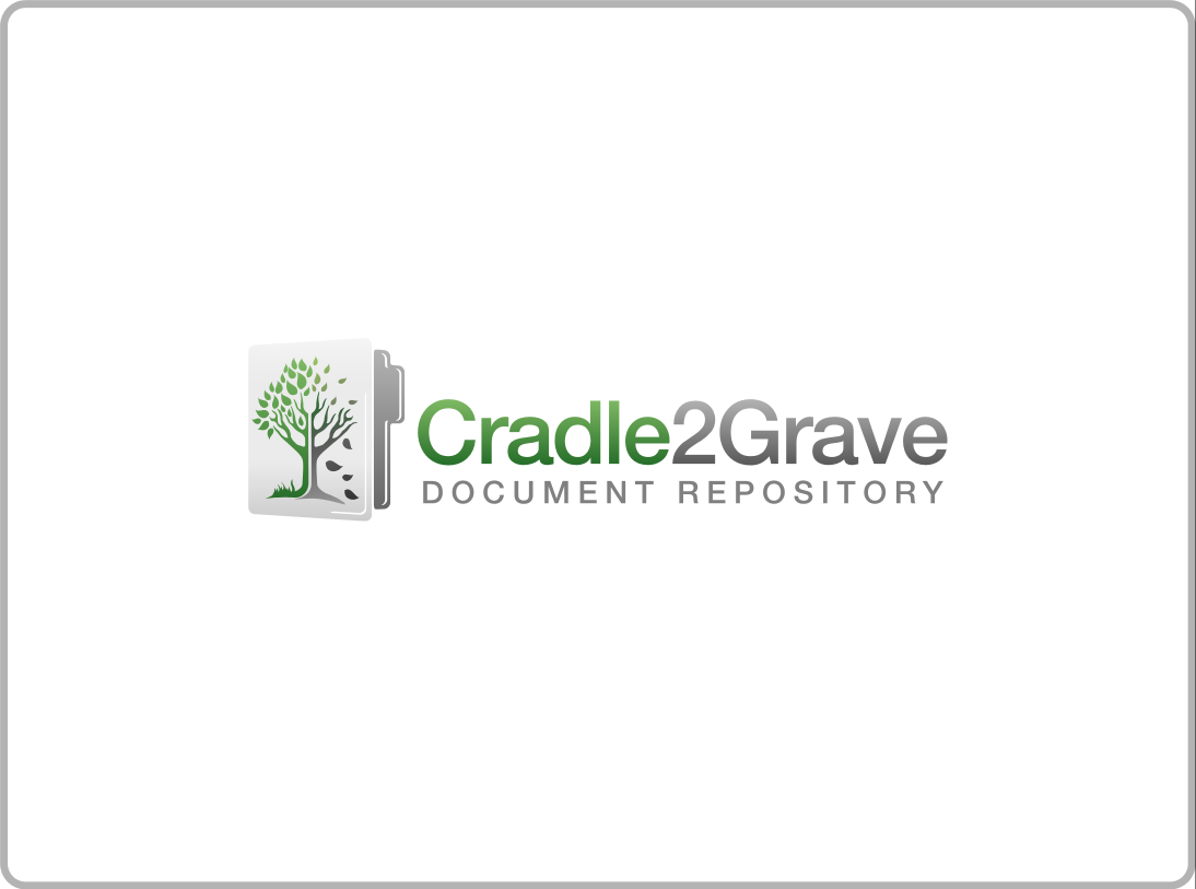 logo for Cradle 2 Grave Document Repository