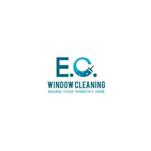Fresh logo for window cleaning