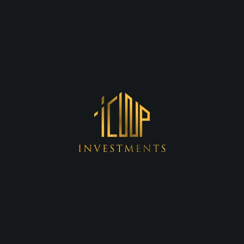 Logo concept for ICWP investments