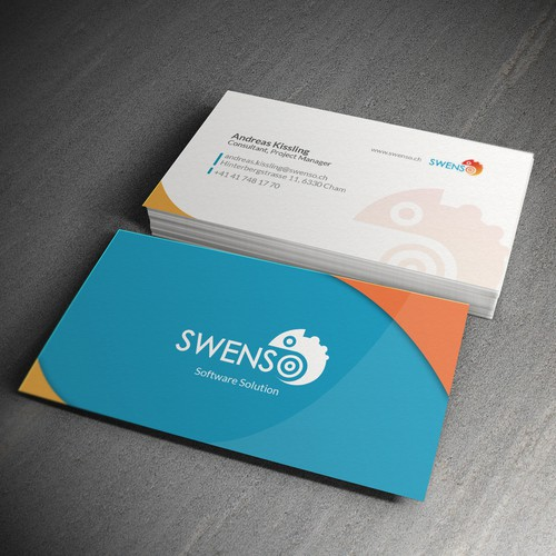 SWENSO Business Card
