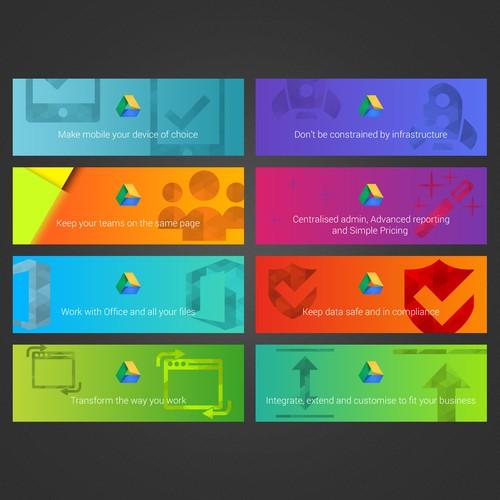 Email header images for Google App Reseller