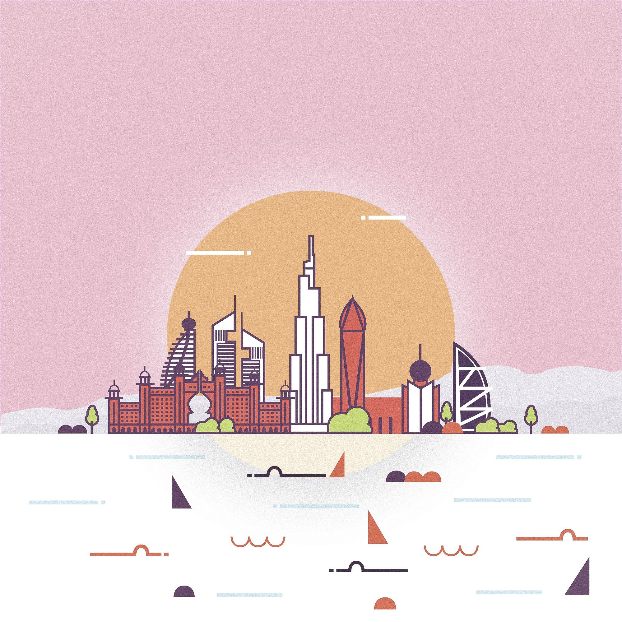 Cookie Tin design to be displayed at Dubai International Aiport