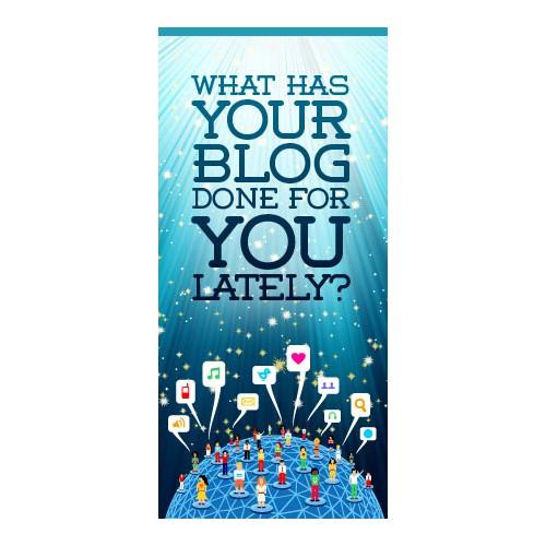 Create the next banner ad for MyBeak Social Media