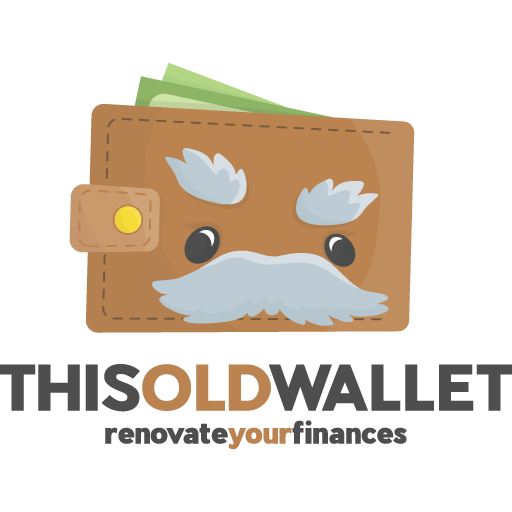 Need a fun logo for This Old Wallet