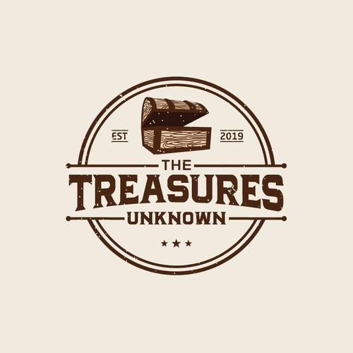 The Treasures Unknown Logo