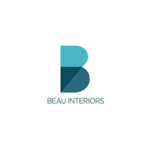 Beau Interiors Inc. - Logo Design