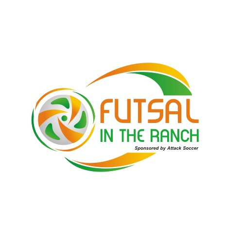 Create a logo for a new Futsal League for kids!