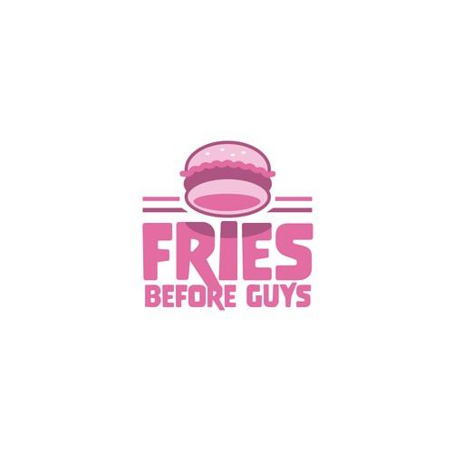 Proposed logo for Burger Restaurant