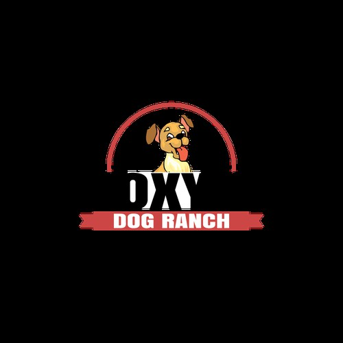 Logo Concept for Roxy's Dog Ranch