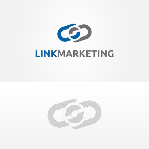 Logo concept for new marketing agency.