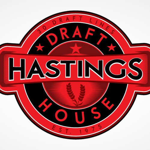 HASTINGS HOUSE logo