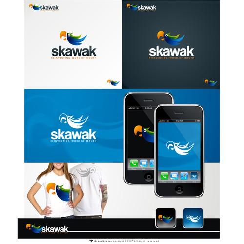 Create the next logo for Skawak