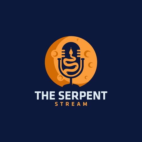 Won design for The Serpent Stream.