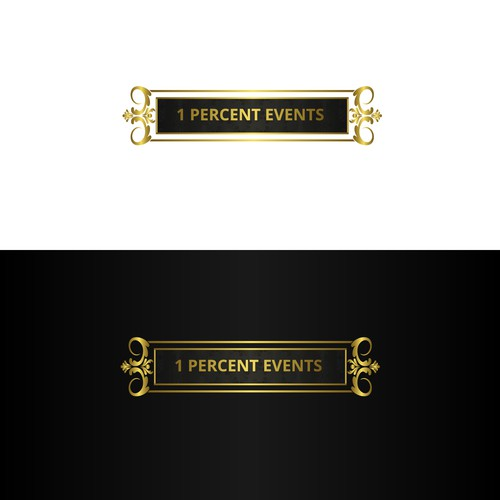 Logo For 1 Percent Events