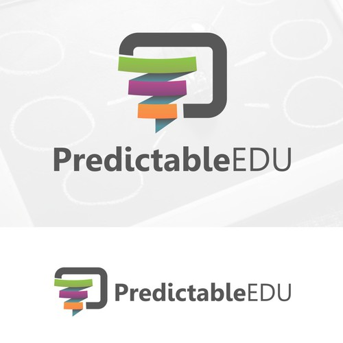 Logo for PredictableEDU