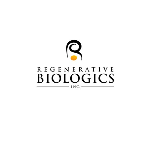 logo and business card for Regenerative Biologics, Inc.