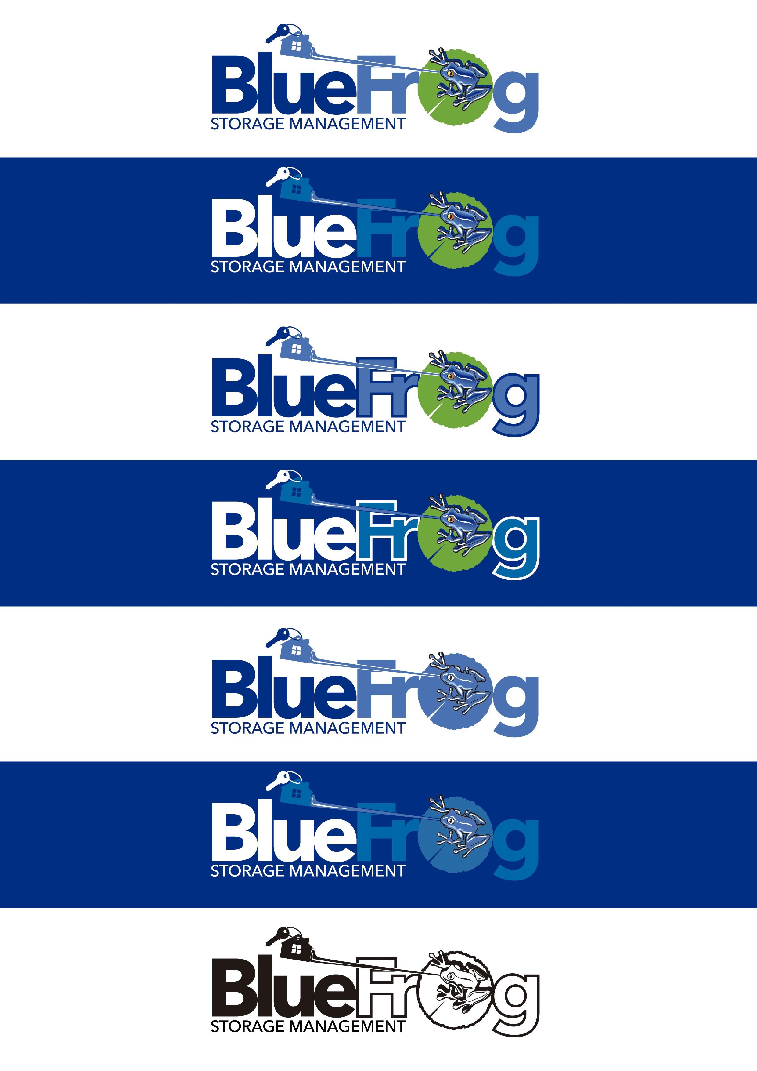 Blue Frog Storage Management