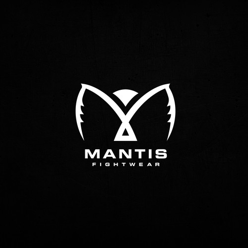 Fighting Mantis Logo for Fighting Brand