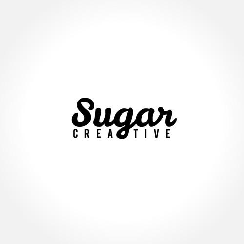 "Logo for ""Sugar Creative"""