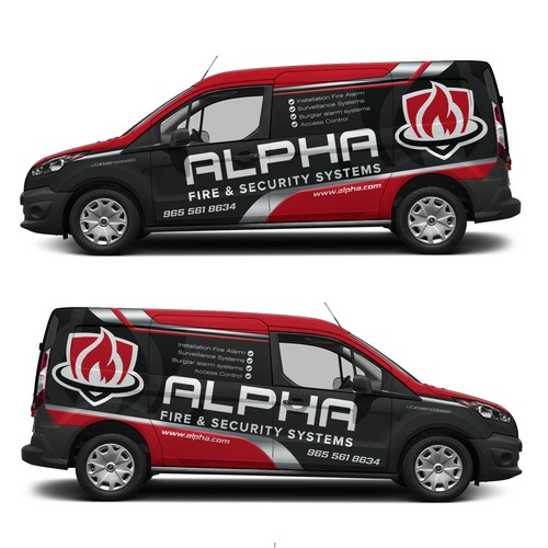 Alpha Fire and Security Systems