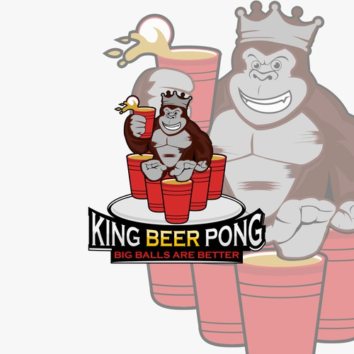 King beer Pong