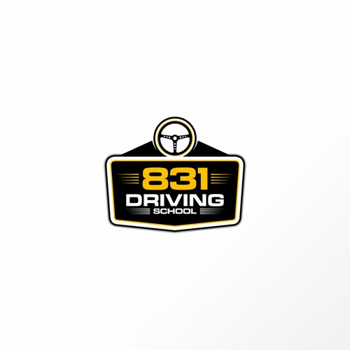Logo for 831 driving cshool