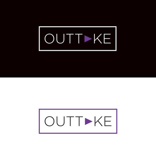 Outtake Logo Design