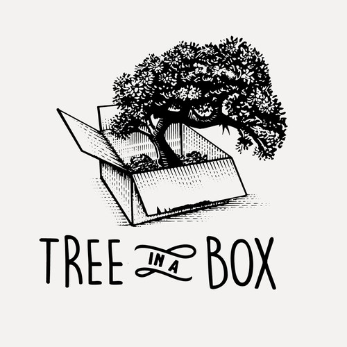 Logo for Tree in a Box