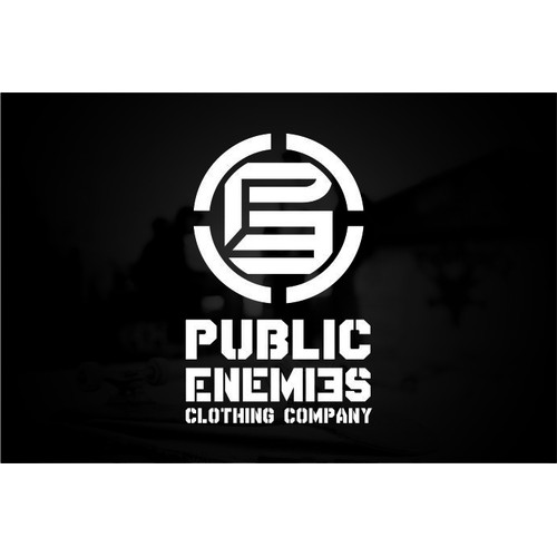 ***ACTION SPORTS CLOTHING COMPANY: Public Enemies Needs a Logo!***