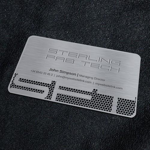 Metal Card