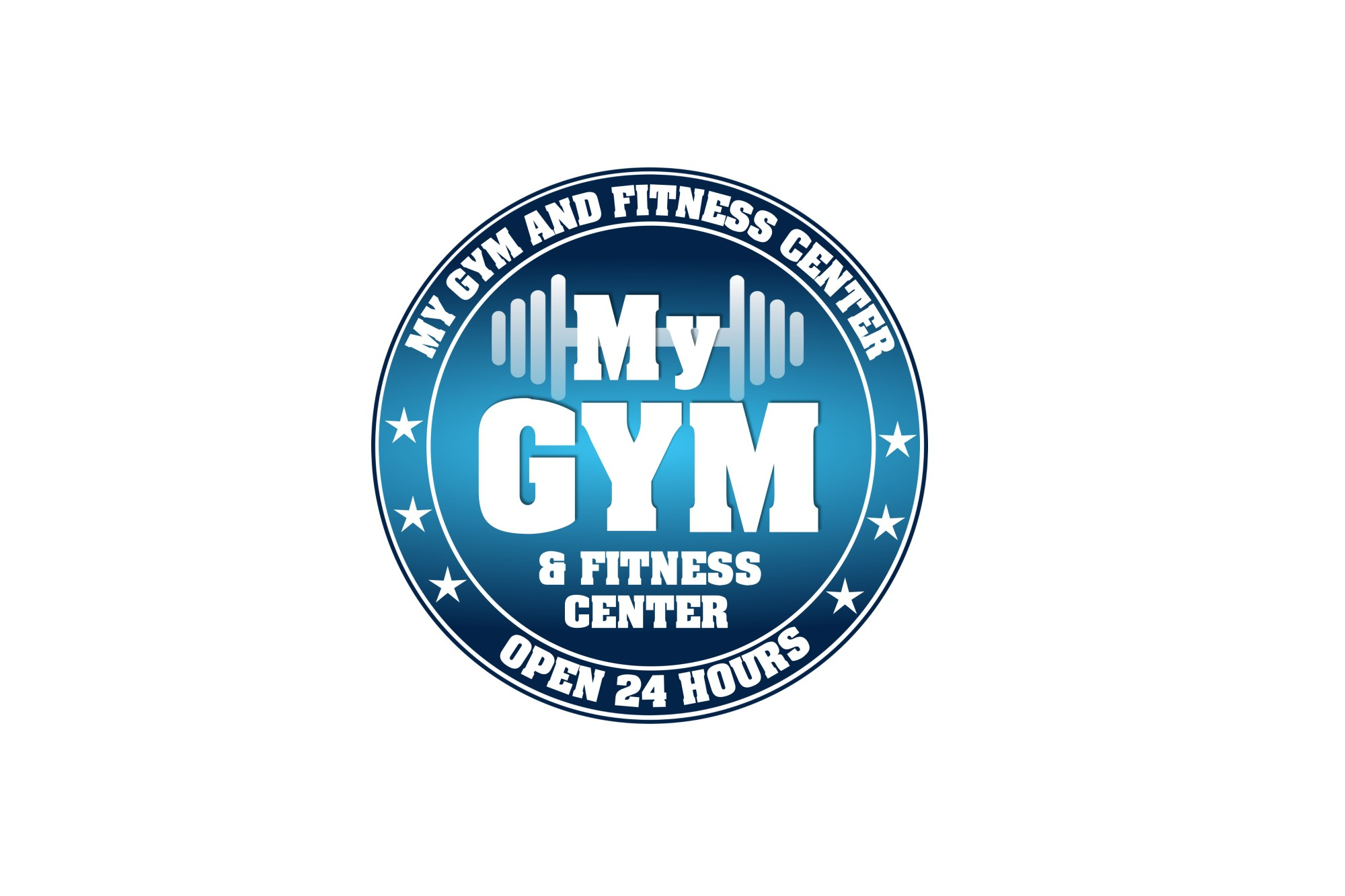 New logo wanted for My Gym and Fitness Center