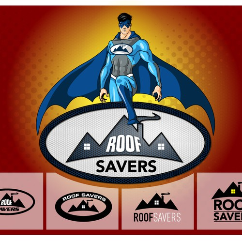 logo for Roof Savers