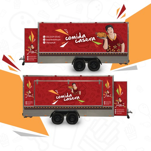 Food Truck - Comida Casera