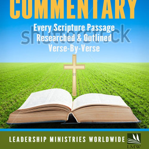 Create a new look for a Bible commentary series with a 20-year history!