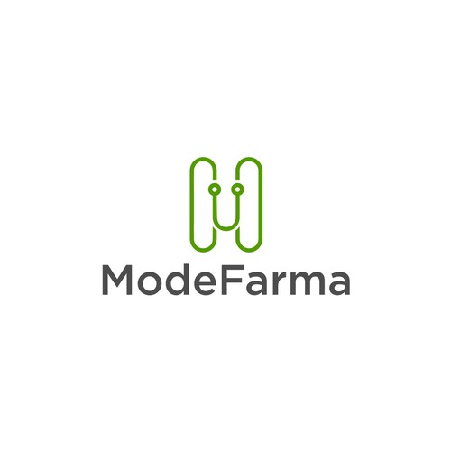 ModeFarma es un e-commerce. Buscamos minimalista e innovador y que tenga alguna conexión con la ortopedia o productos de