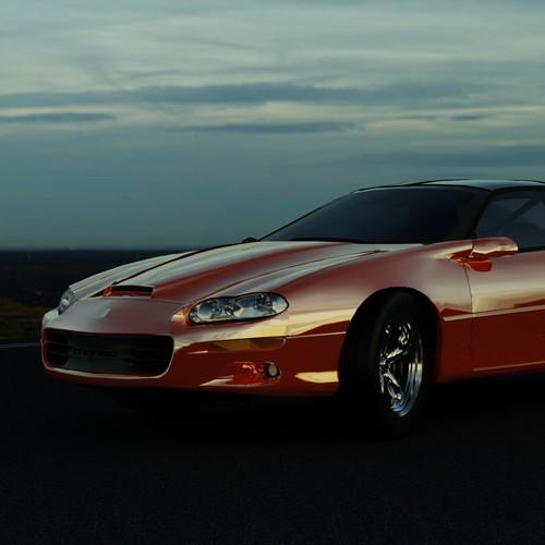 Camaro 2002 Ultra
