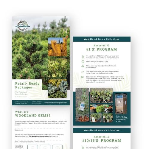 Brochure Design - Garden