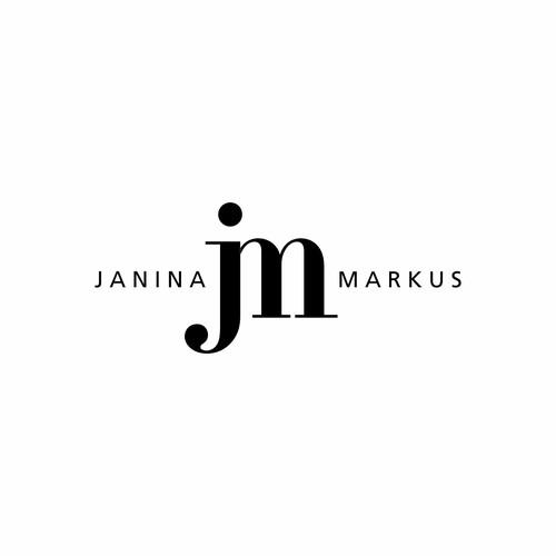 Logo for a couple