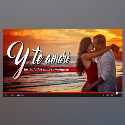 Youtube cover Y te amaré