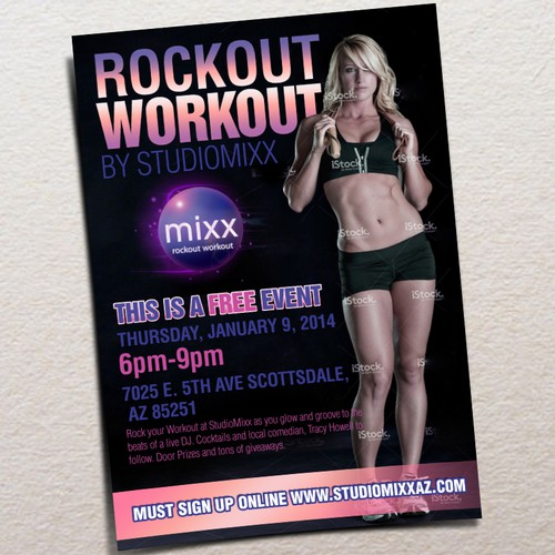 Rockout Workout Party